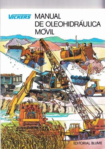 MANUAL OLEOHIDRÁULICA MOVIL