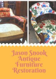 Importance of French Polishing to Embellish Your Antique Furniture