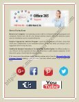 Microsoft Office 365 Help +1-888-964-8356 - Page 2