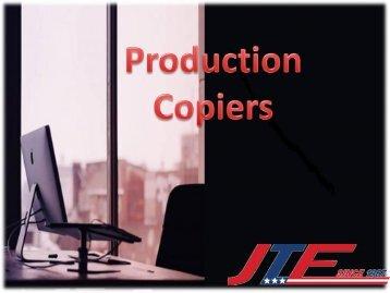 production copiers