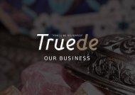 Truede Brochure 2018