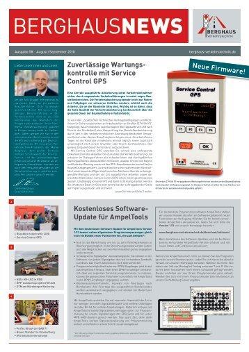 Berghaus News Ausgabe 58
