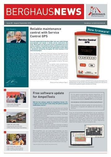 Berghaus News Issue 58