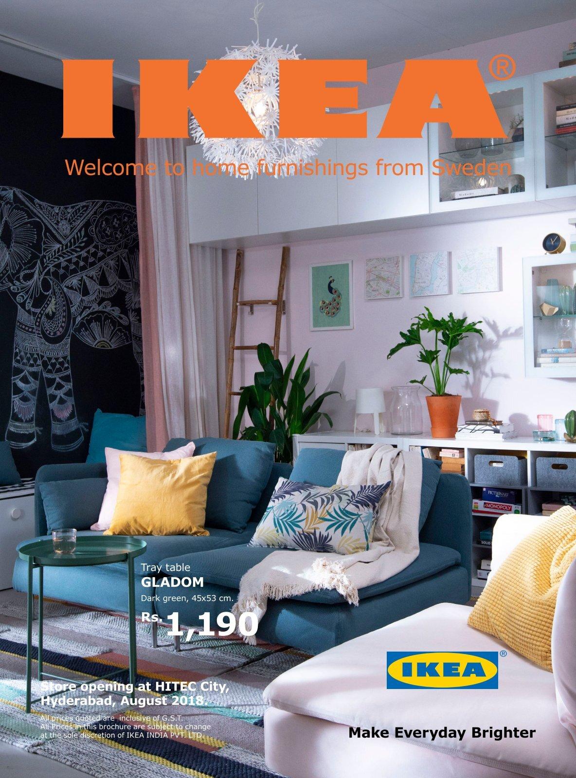 IKEA INDIA Catalog 2018 - 2019