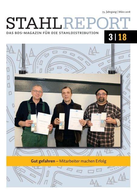 Stahlreport 2018.03