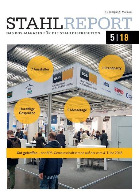 Stahlreport 2018.05