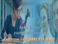 At&t email troubleshooting-At&t email customer service