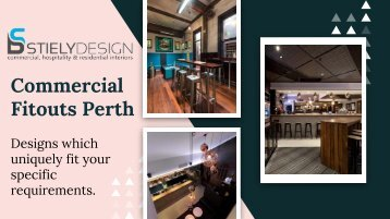 Medical Fitouts Perth – StielyDesign