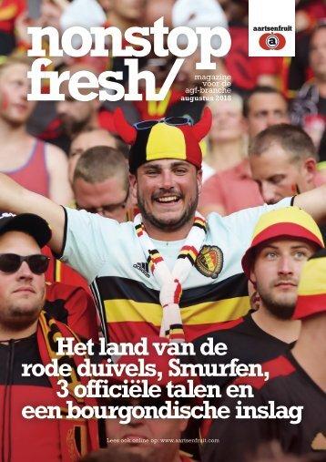 nonstopfresh aug 2018 NL