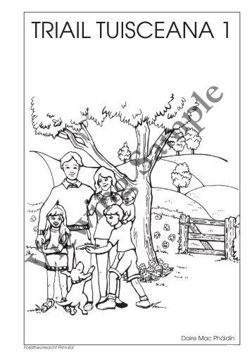 PR-4121IRE Triail Tuisceana - Book 1