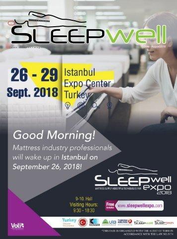 Sleep Well Magazine Temmuz Ağustos