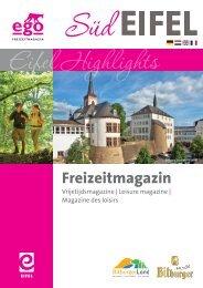 ego Freizeitmagazin Südeifel
