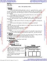 GIÁO ÁN HÓA HỌC LỚP 9 CẢ NĂM - 216 TRANG