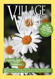 Village Voice Jun/July 2018 Issue 186