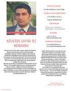 KırmızıTürk Medya Caddesi Ağustos 2018 Sayı 4 - Page 3