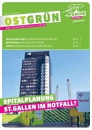 OSTGRÜN, Ausgabe 2/2018