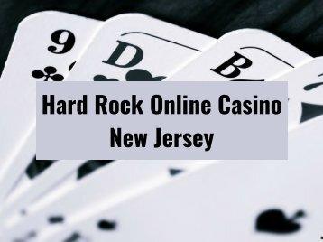 Hard Rock Online Casino New Jersey