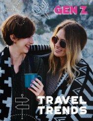 Gen Z Travel Trends