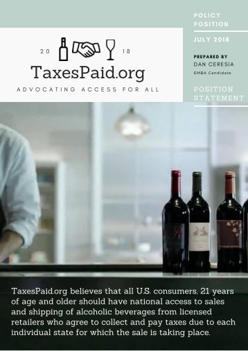TaxesPaid.org- website pdf