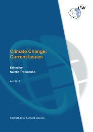 Climate Change: Current Issues Edited by Natalia Trofimenko