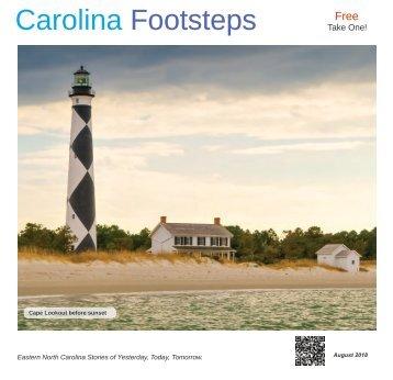 Carolina Footsteps August 2018 Opt