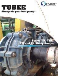 Warman Equivalent Slurry Pump Catalog