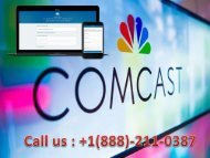 Contact Xfinity Customer service-Comcast Email technical support