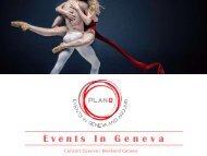 Events In Geneva Concert Geenve   Weekend Geneve.