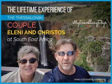 South East Africa Travel Experience - MyTravellingDays