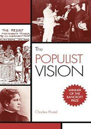 [PDF] The Populist Vision Free