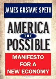 Read America the Possible: Manifesto for a New Economy (American Crisis) Ebook