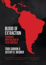 #PDF~ Blood of Extraction: Canadian Imperialism in Latin America Online