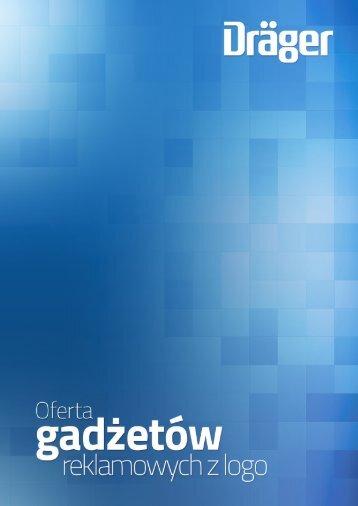 Draeger - katalog gadżetów Orko