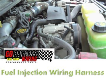 Get the best Brand Fuel Injection Wiring Harness online