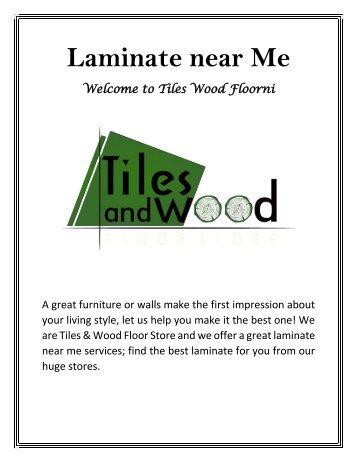 Laminate near Me - Tiles Wood Floorni