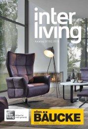 Bäucke Katalog Interliving