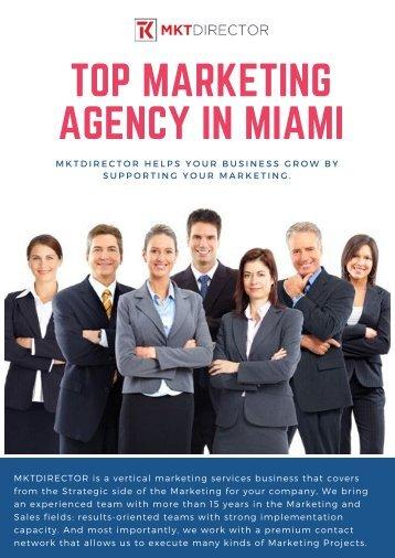 Top Marketing Agency in Miami