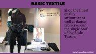 Cotton Fabric | Basic textile