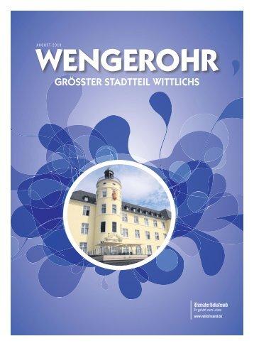 Wengerohr - größter Stadtteil Wittlichs - August 2018