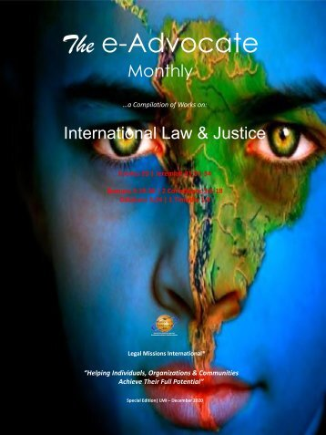 International Law & Justice