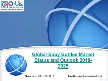 Global Baby Bottles Market