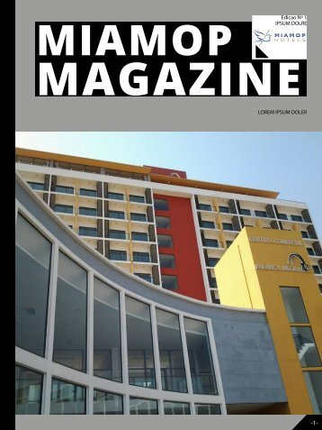 Revista MIAMOP