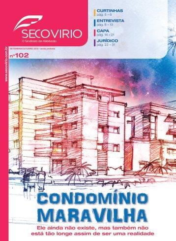 Revista SECOVI RIO 102