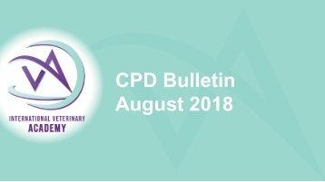 cpd bulletin august 2018