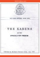 The Karens and Their Struggle For Freedom - Page 3