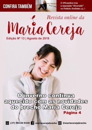 Revista Maria Cereja - Edição 13