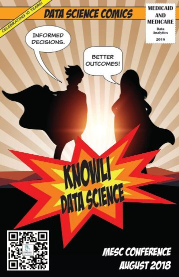 Knowli Data Science Comic Book 2018