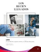 Revista Fashion Radar indesign - Page 4