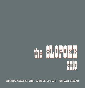 SLOPOKE 2016