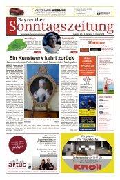 2018-08-12 Bayreuther Sonntagszeitung